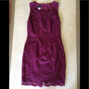 My Michelle Women's Dress Size 7/8 Lacey Floral